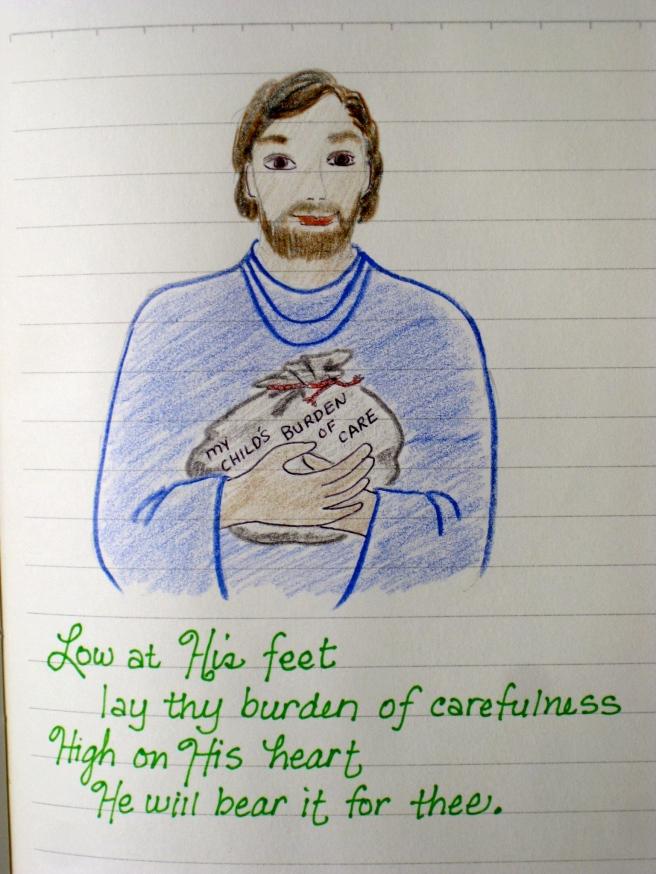 Jesus Holds My Burdens