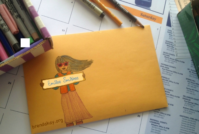 Decorated Envelope2