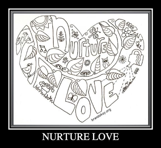 Nurture Love Poster 2