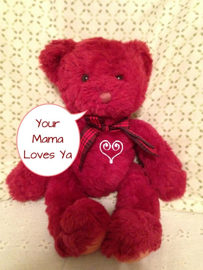 Cranberry Valentine