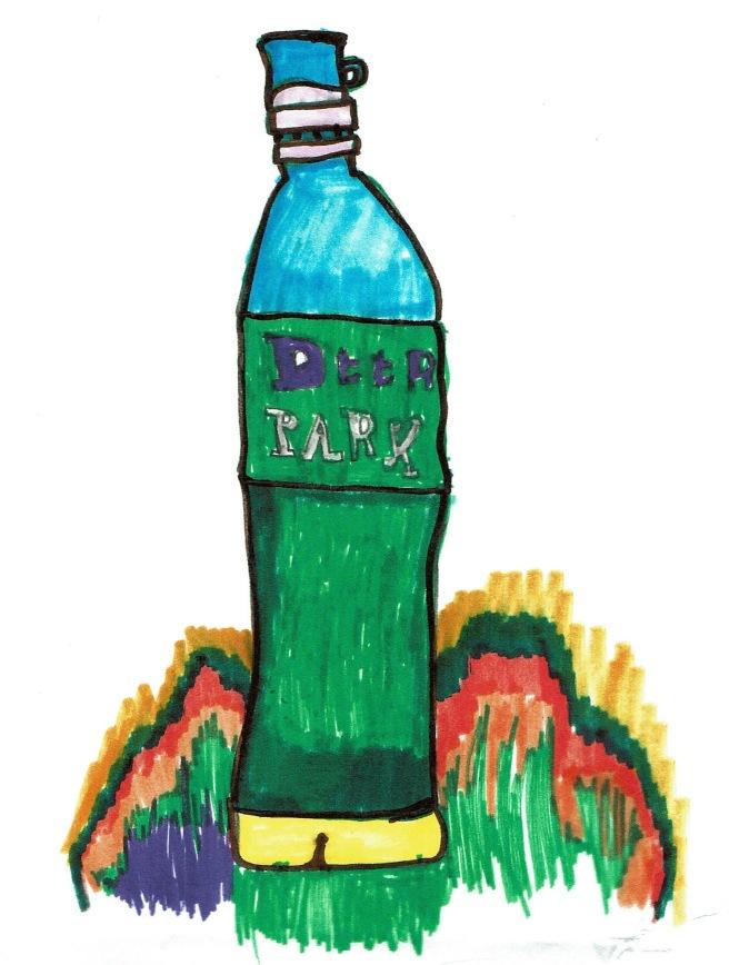 Anna's Bottle
